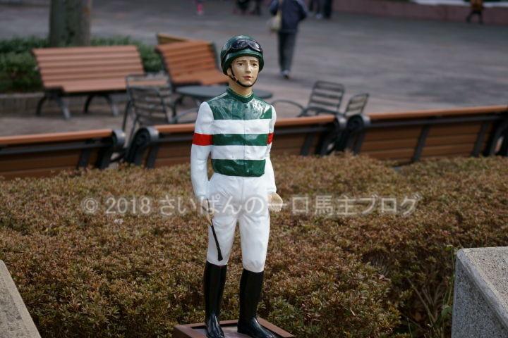 [競馬観戦] 東京新聞杯の東京競馬場に行ってきました 5