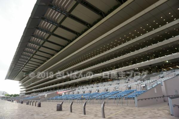 [競馬観戦] オークス前日の東京競馬場の風景 10