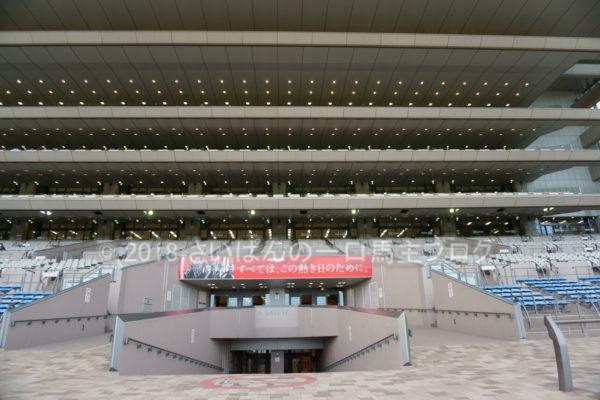 [競馬観戦] オークス前日の東京競馬場の風景 11