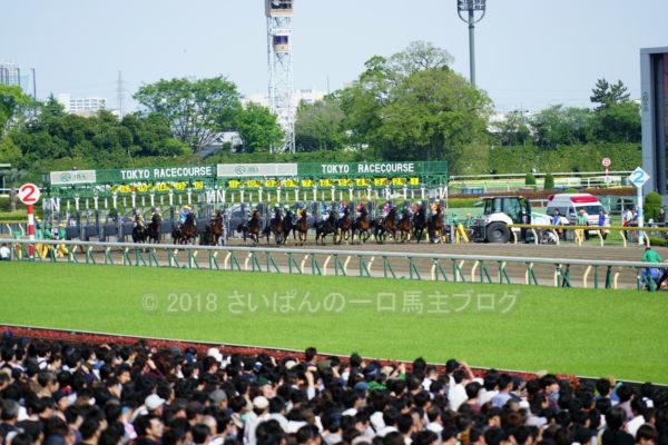[ストライクイーグル] 6歳5月 24戦目 ブリリアントSを東京競馬場で現地観戦 7