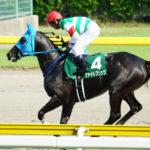 [ヴァイトブリック] 4歳7月 11戦目 福島・安達太良Sに三浦騎手で出走しました 7