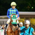 [アランブレラ] 4歳10月 中央再転入の際は、美浦・尾関知人厩舎へ預託・そして帰厩しました 19