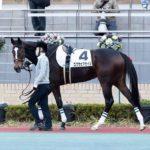 [スクウェアセイル] 2歳12月 3戦目 中京ダート1800m牝馬限定戦に出走 2