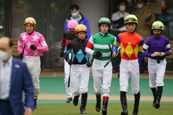 [アライバル] 2歳6月 デビュー戦 東京競馬場に現地観戦(画像多め)